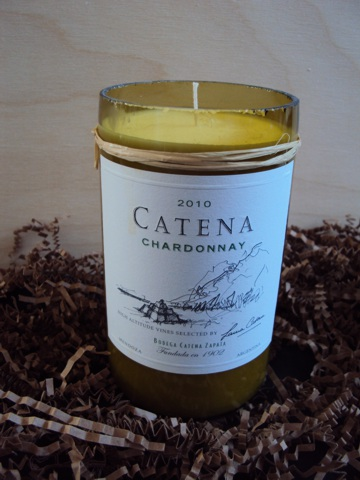 Candle-Catena Chardonnah- Berry Creme Brulee-Catena Chardonnay – Berry Crème Brulee