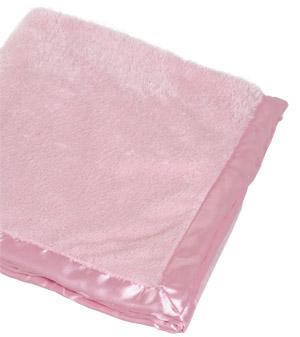 Baby Blanket With Satin Binding Pattern Sewing Patterns