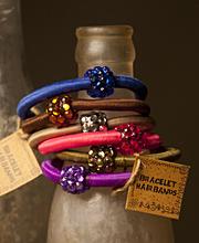 Sparkle Hairband/Bracelet-Sparkle Hairband/ Bracelet, Natural Life