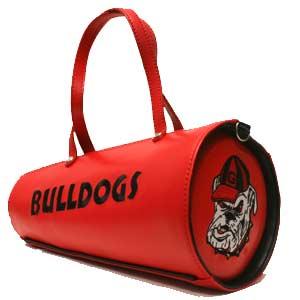 SEC Megaphone Purse-SEC Megaphone handbag purse, uga megaphone purse, ky megaphone purse, wildcats megaphone purse