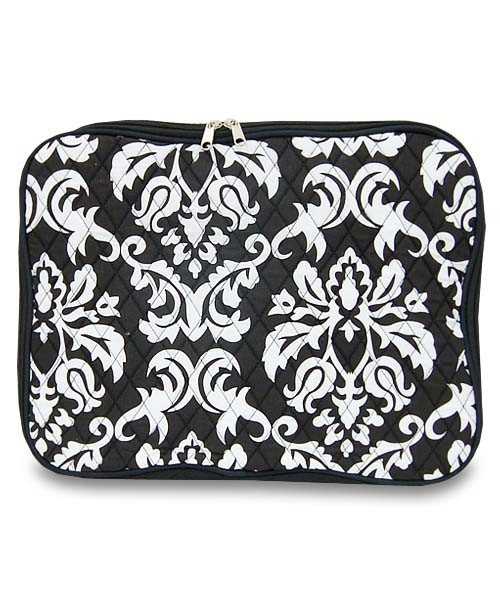 Scout Monogrammed Laptop Sleeve-Scout monogrammed laptop cover case