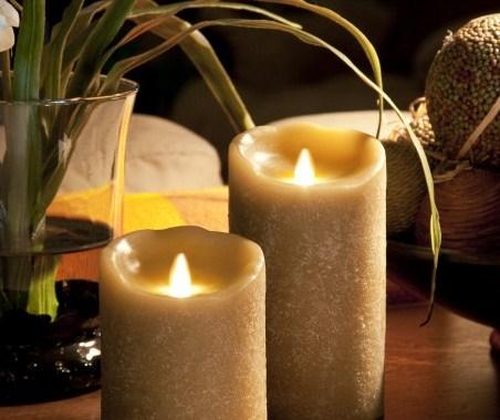 Flameless Candles- Luminara-Flameless Candles, Battery operated candles, Luminara Candles, Flame Effect Candles, Safe Candles