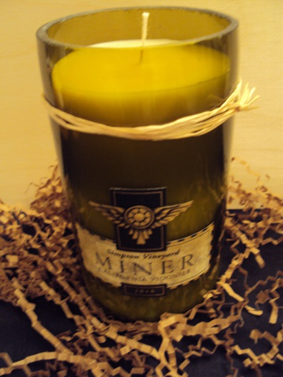 Candle-Miner Viognier – Berry Crème Brulee-Catena Chardonnay – Berry Crème Brulee