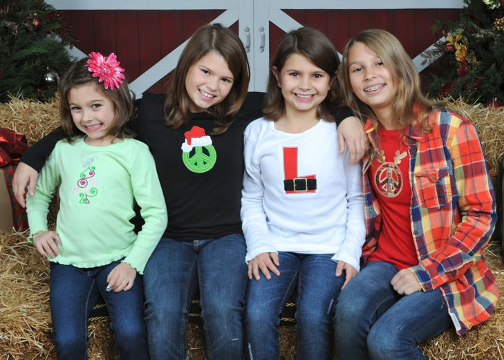 Christmas Tee-Embroidered T-shirt, Holiday applique shirts, Personalized T-shirts, custom made coutique tees, mickey mouse christmas monogrammed tee
