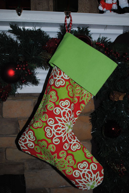 Holiday Stockings-Monogrammed Holiday Stockings
