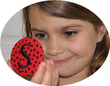Monogrammed Compact Button Mirror-monogrammed, personalized, compact, button, mirror, gift, boutique, posh