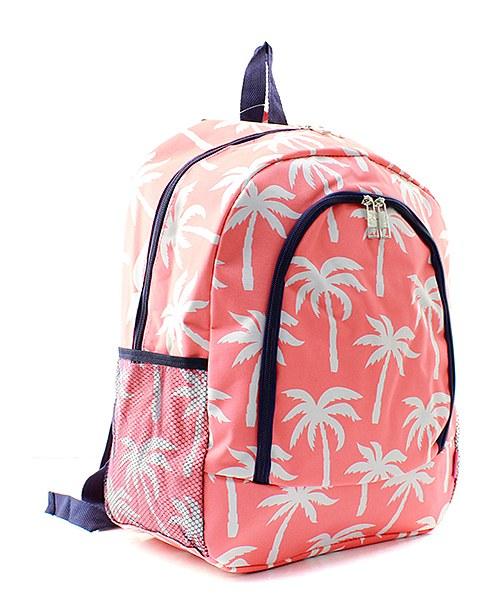 Zany Backpacks- monogrammed!-Monogrammed zebra backpack monogrammed zany backpack monogrammed damask backpack