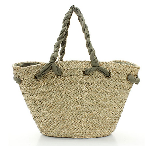 Large Straw Basket-Large Straw Basket